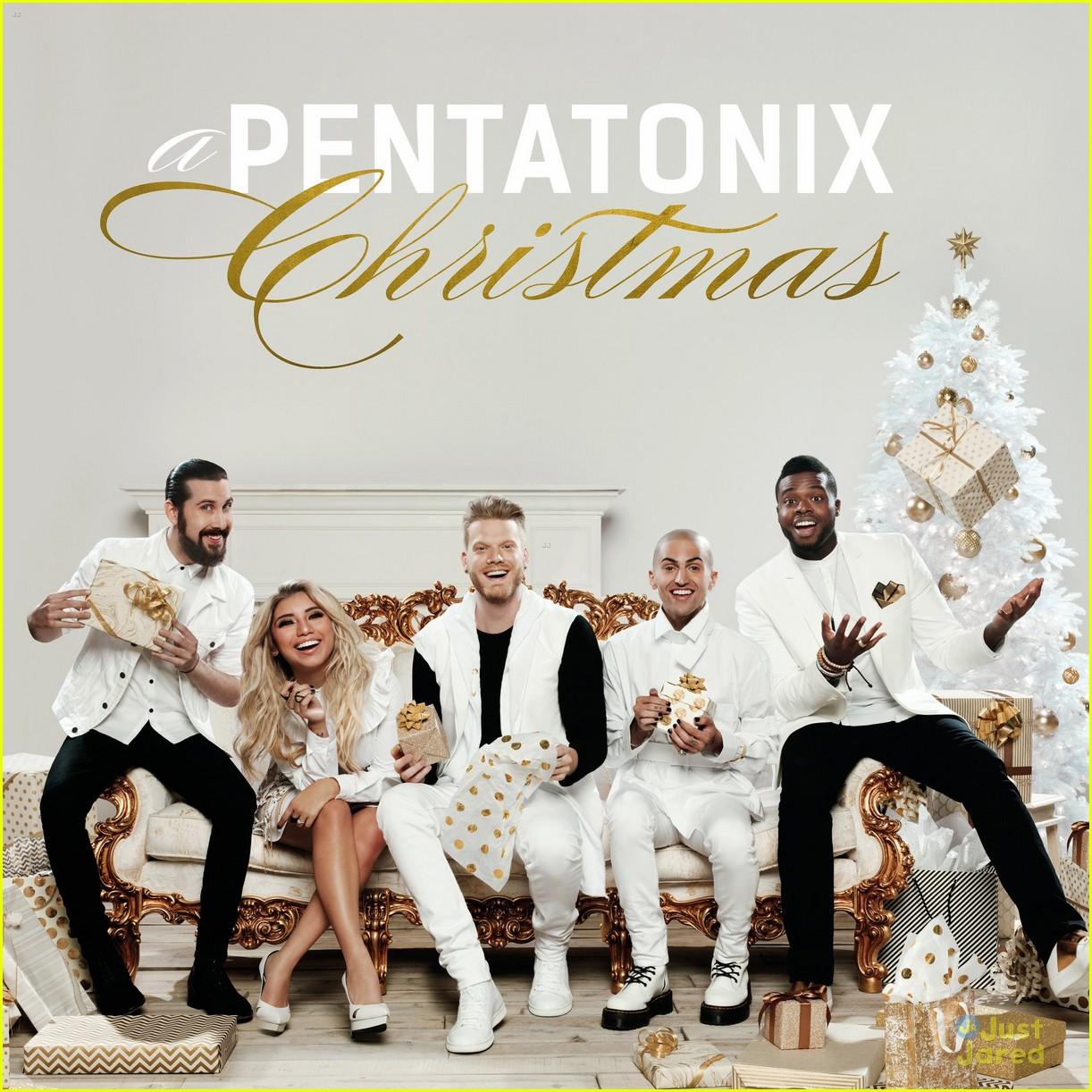 Pentatonix Unveil Artwork & Track Listing For 'Pentatonix Christmas'   Photo 1035882 - Photo ...