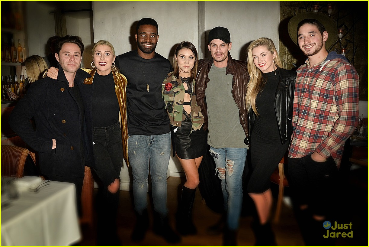 jenna johnson dwts celebrate keo motsepe bday 01