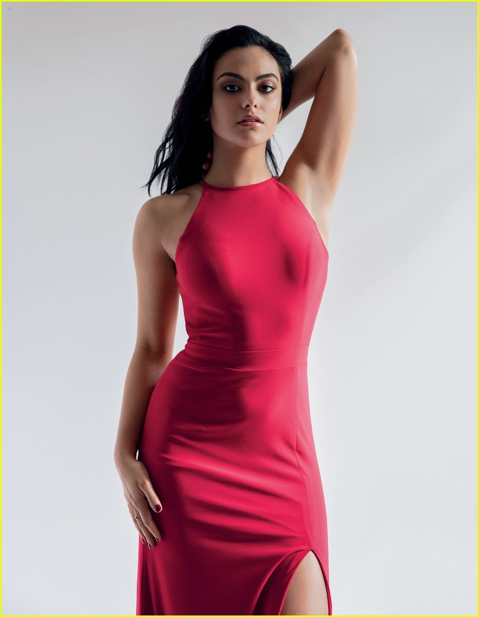 Riverdale's Camila Mendes Sizzles In New 'Da Man' Magazine Feature ...