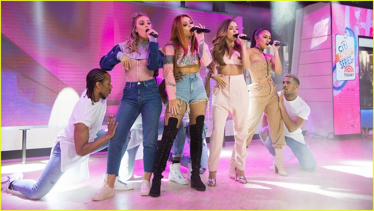 little mix touch today show video 01