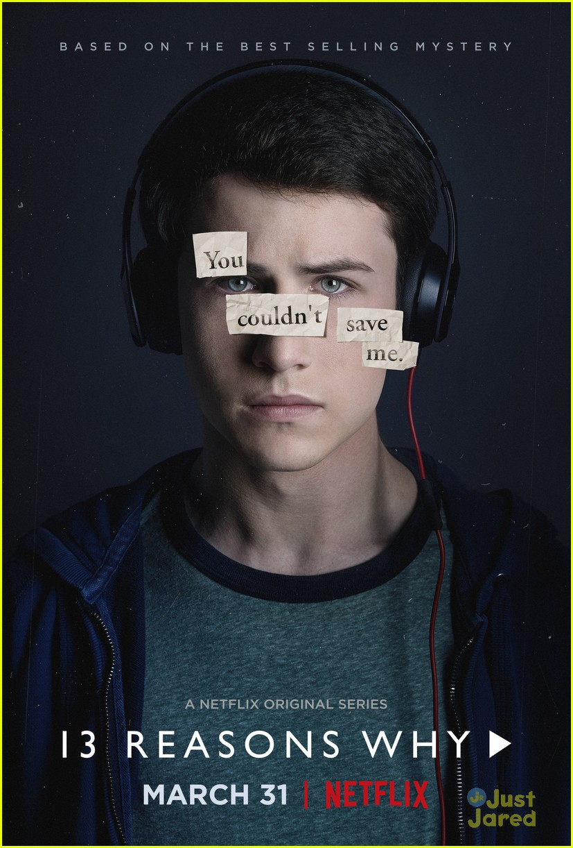 13 reasons why featurette debuts posters 03