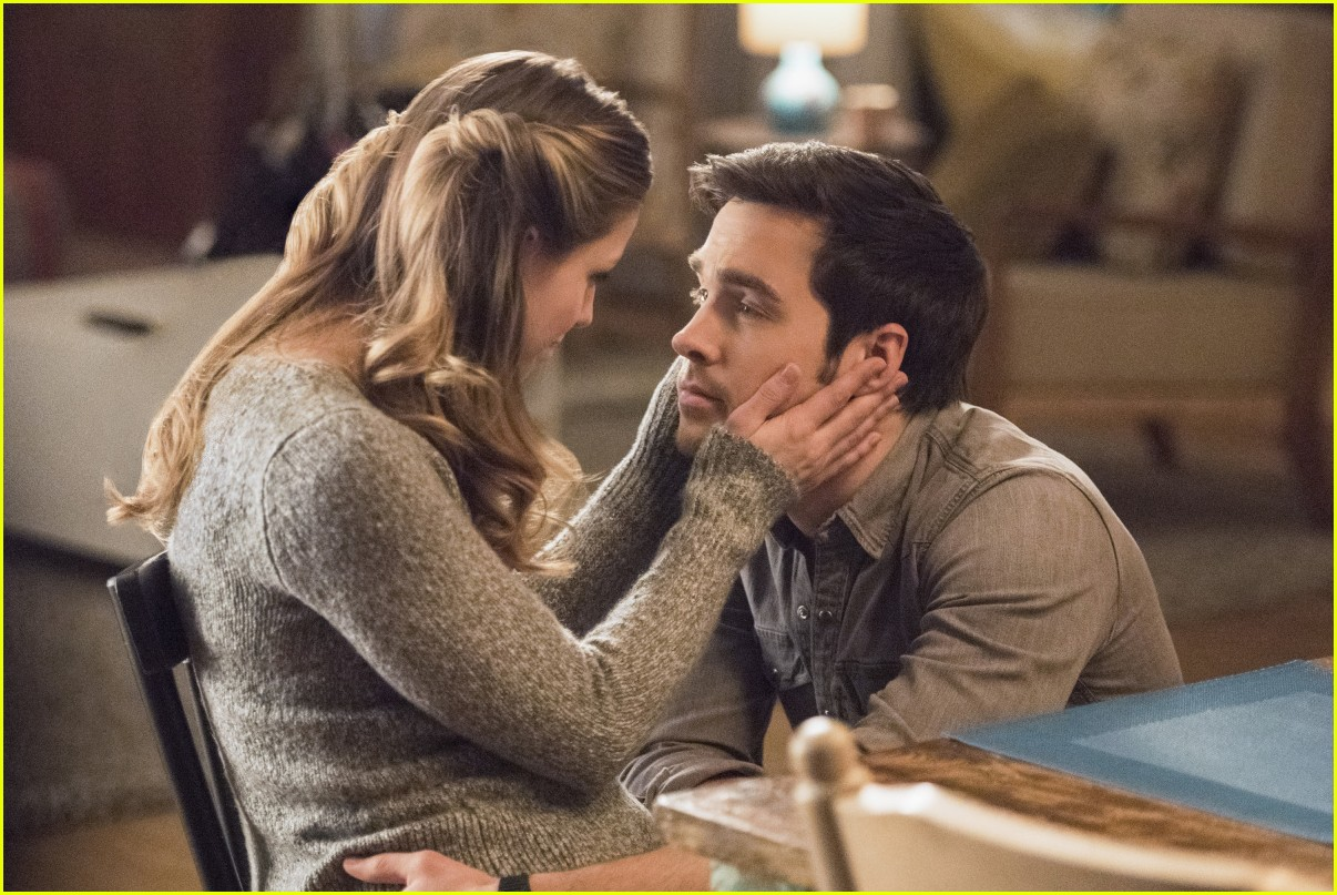 Melissa Benoist & Chris Wood Confirm Theyre Dating by
