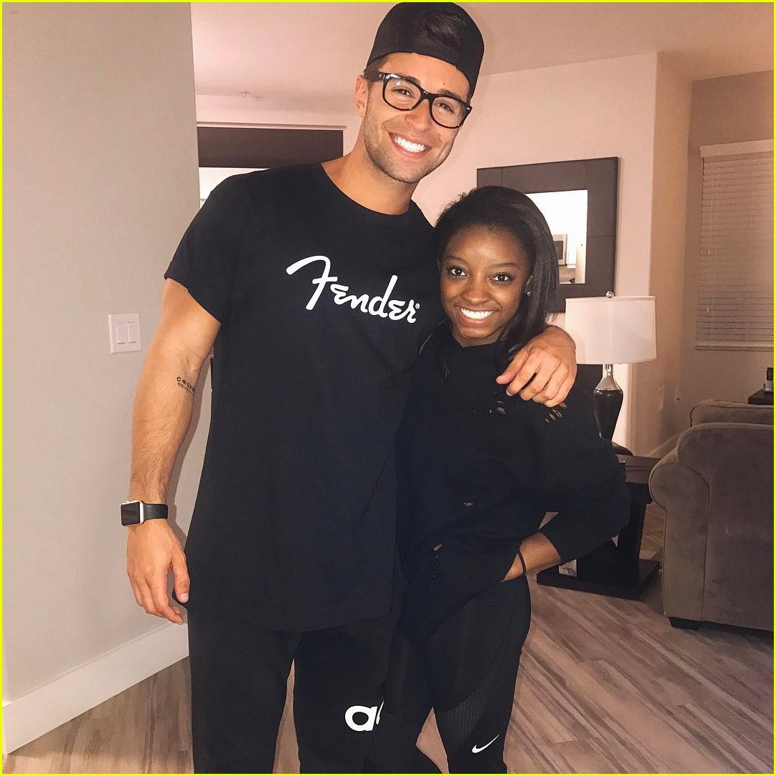 jake miller simone biles neighbors tattoos 02