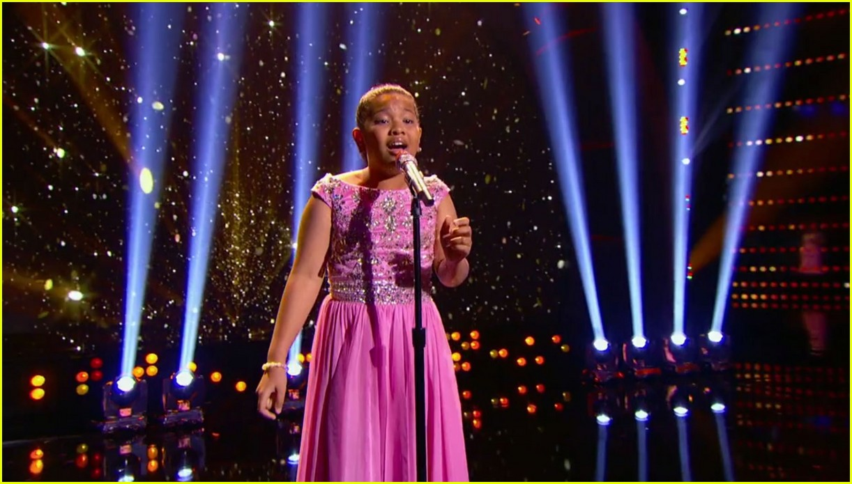 Elha Nympha, 12, Sings \'Chandelier\' & Sounds Amazing! (Video ...