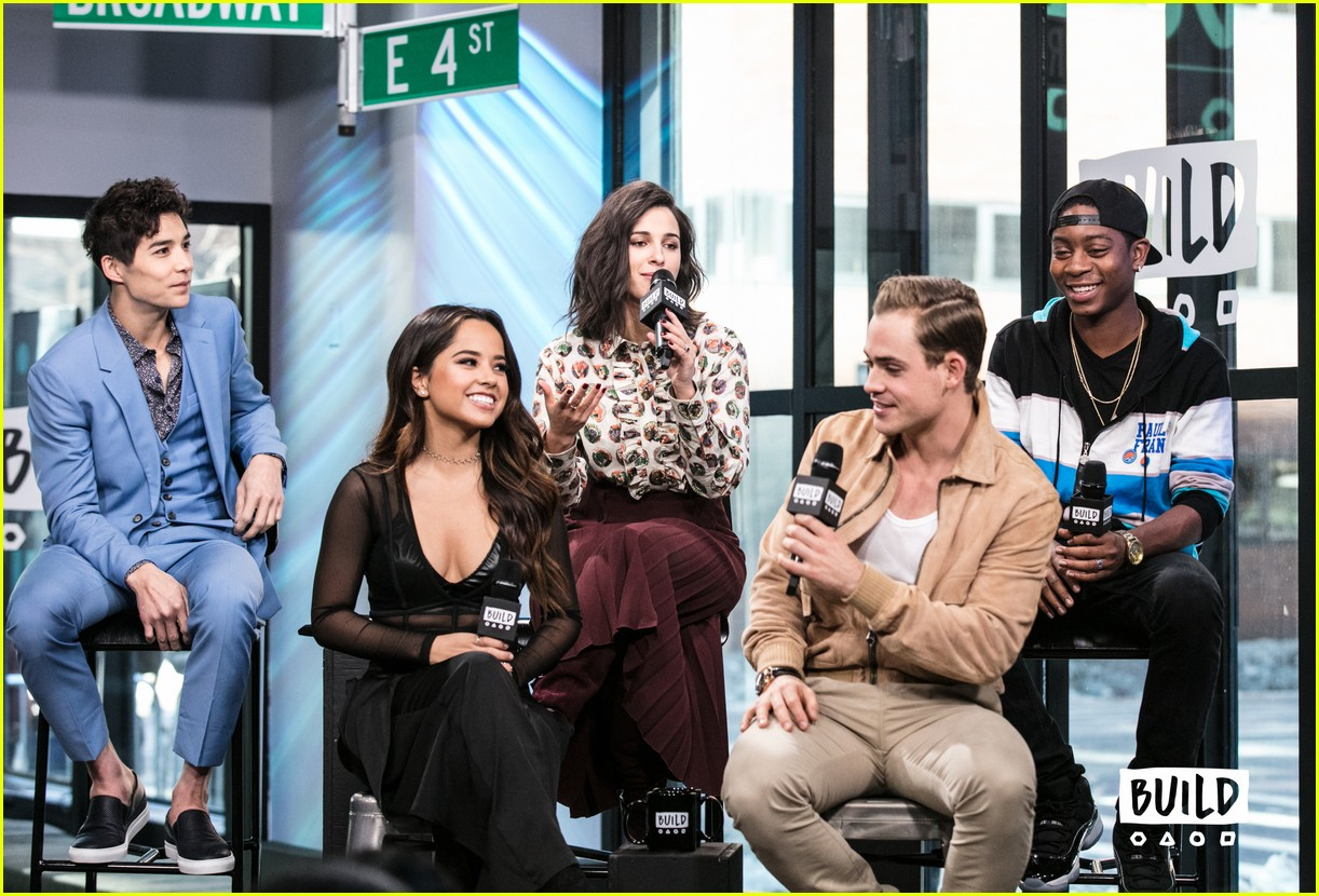 power rangers aol build nyc 09