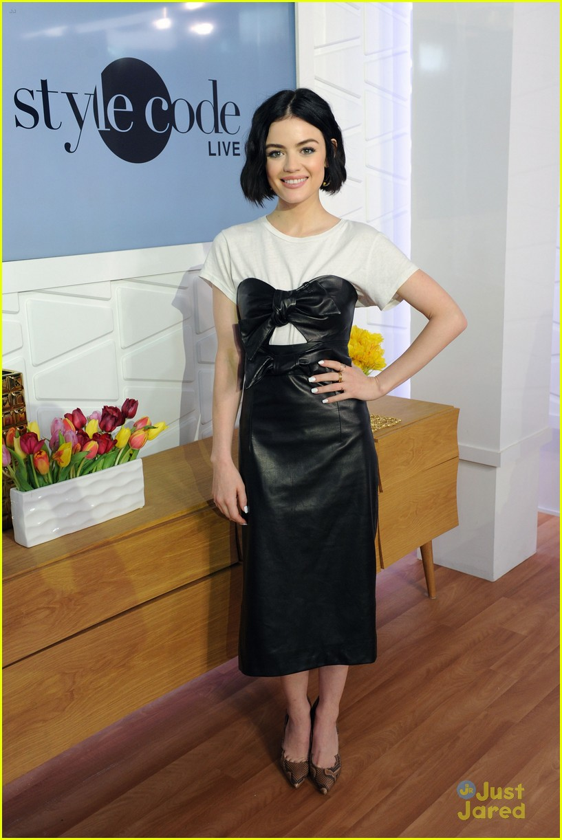 lucy hale style code pll spinoff possibilities 14