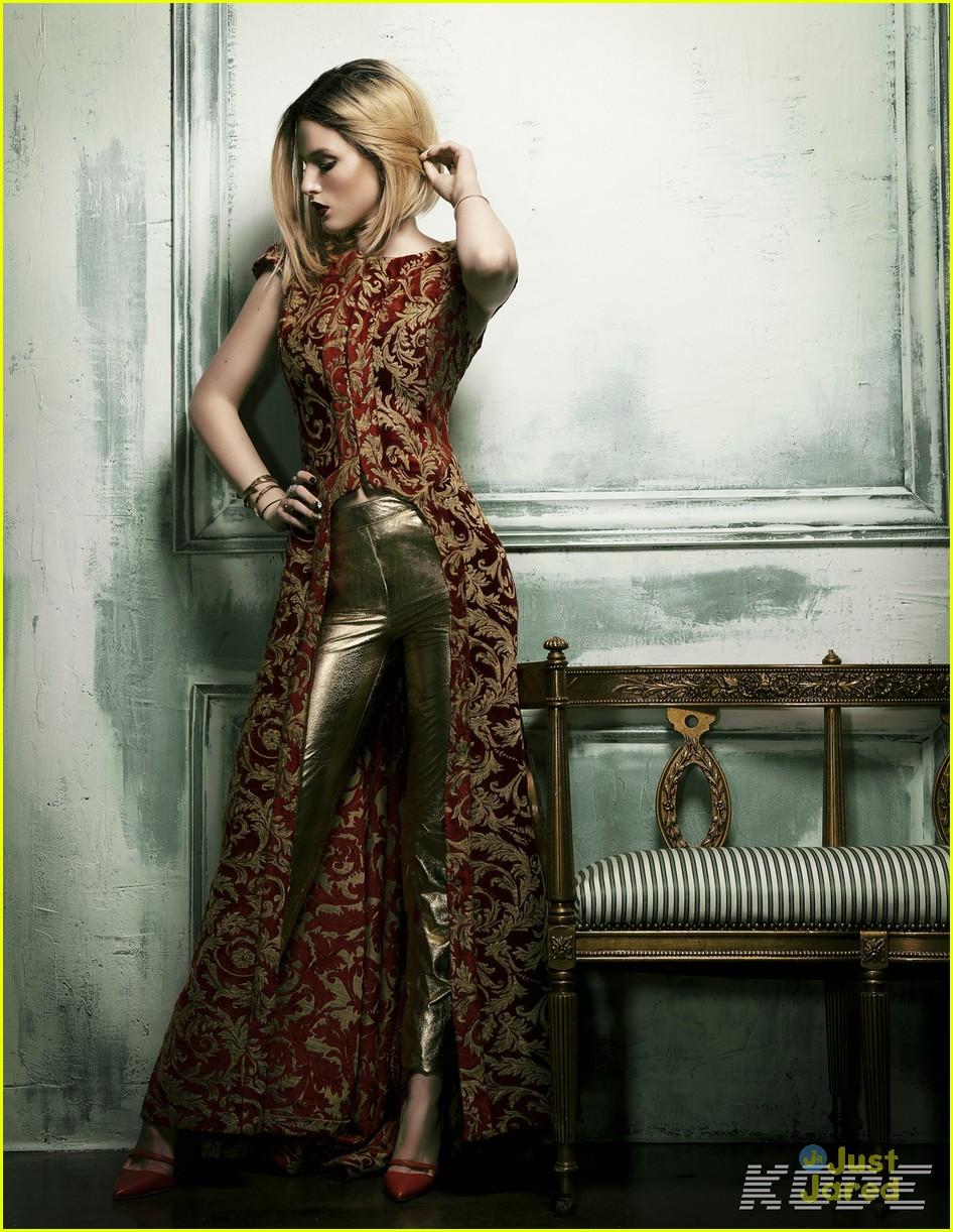 bella thorne kode mag interview blond curls 02
