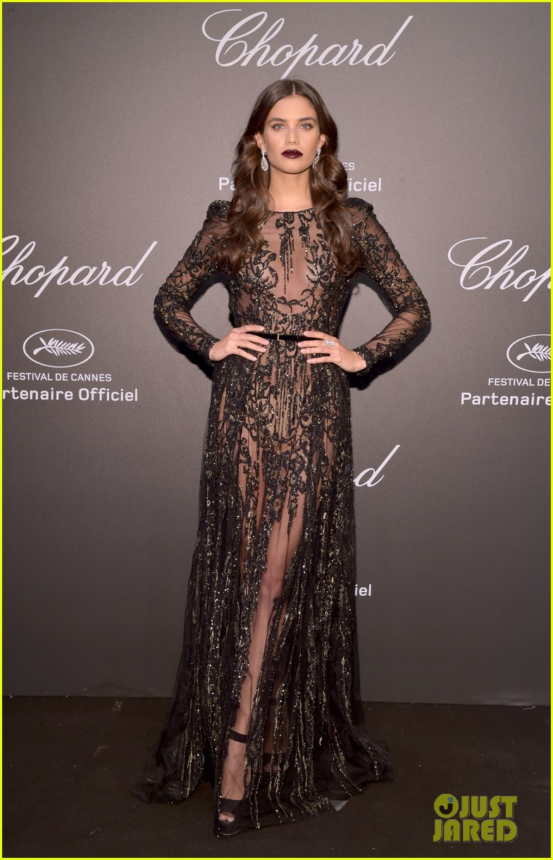 kendall jenner shines like a diamond at chopard space party 05