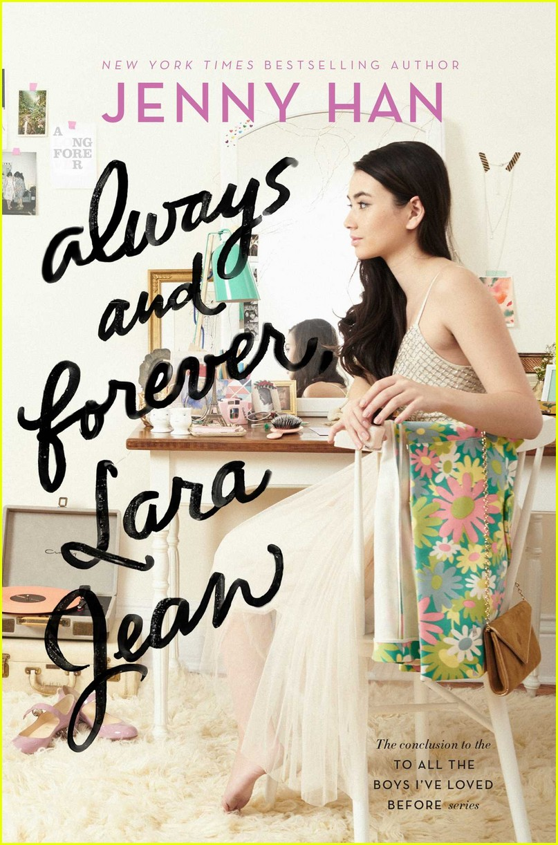 jenny han author interview lara jean 01