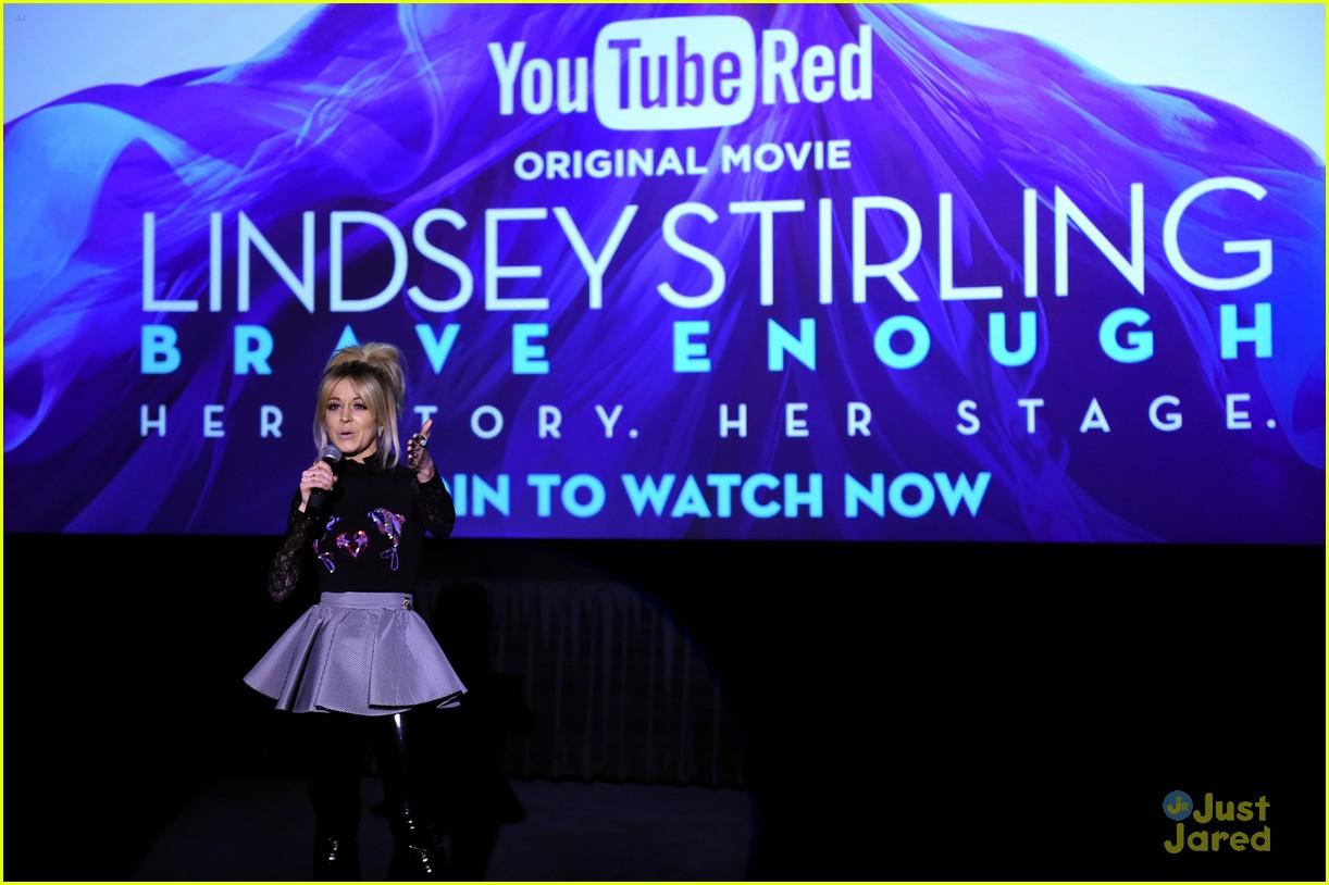 bethany mota rosanna pansino lindsey stirling doc premiere 19