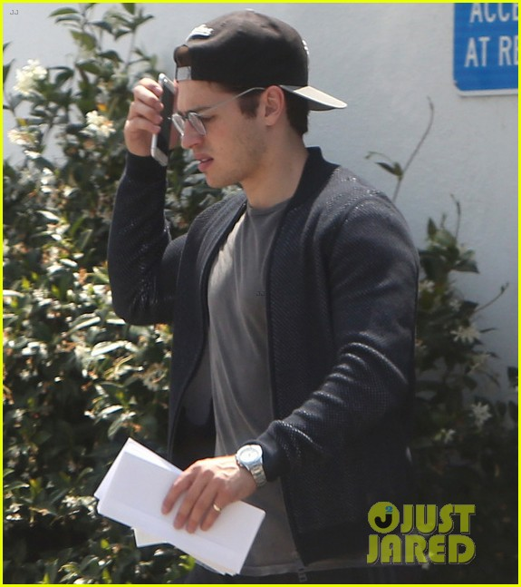 gregg sulkin goes shopping after spending his birthday with ex bella thorne03