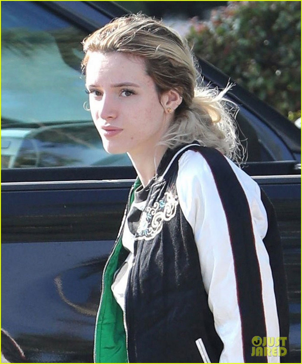 bella thorne returns home from cannes after ending scott disick fling 02