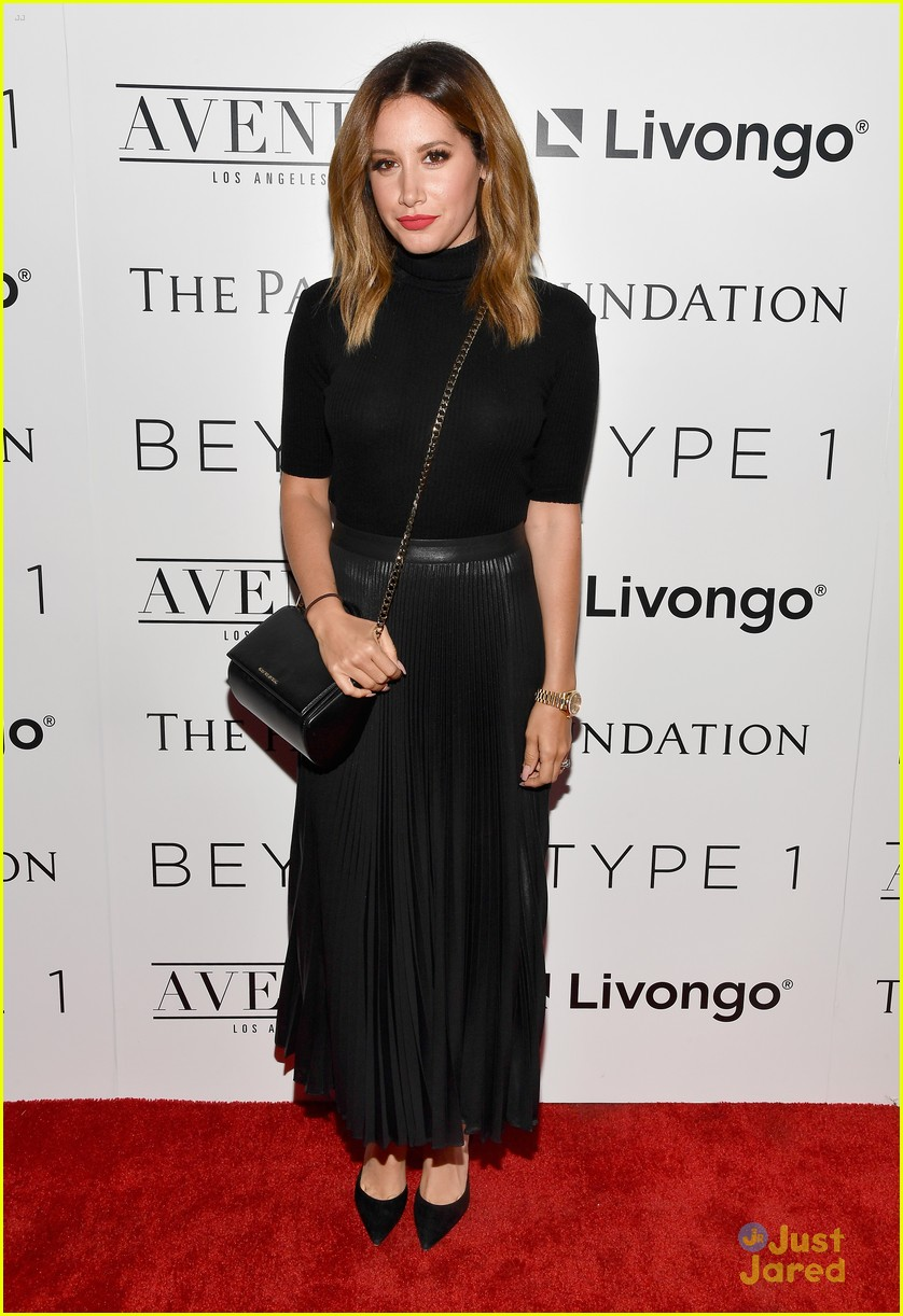 ashley tisdale christopher french beyond type event 05