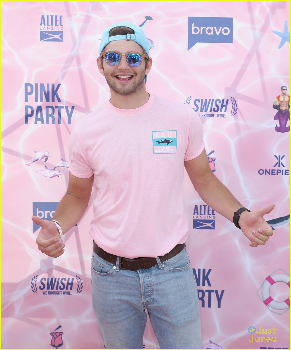 jack griffo pink party fat jewish 05