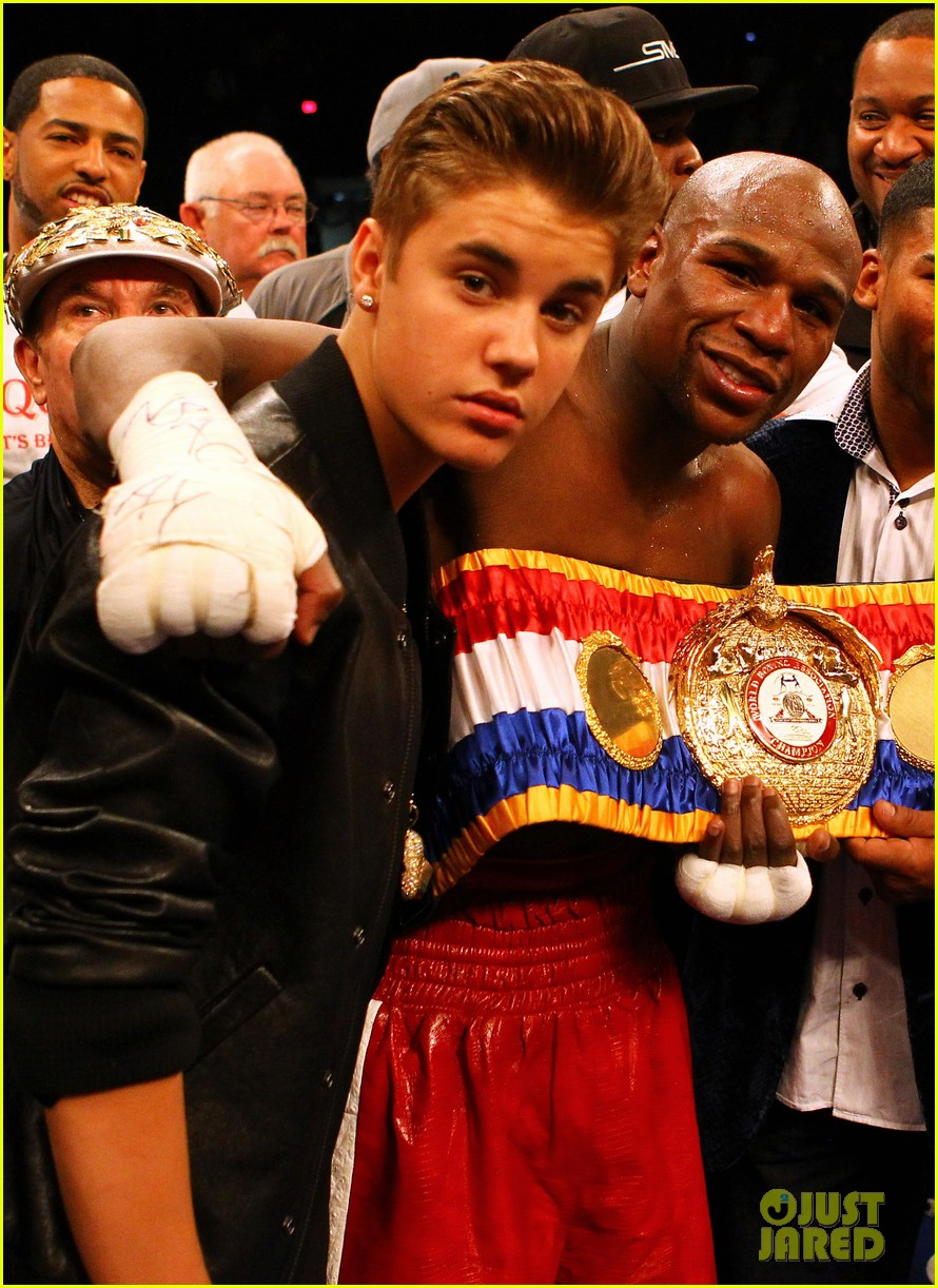 floyd mayweather justin bieber file photos 04