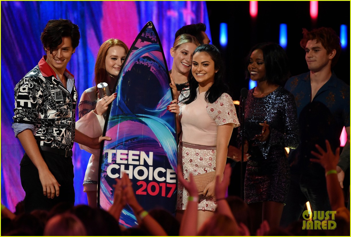 Riverdale 2017 Tv Series Images Madelaine Hd Wallpaper: Riverdale WINS BIG At Teen Choice Awards! 🎉