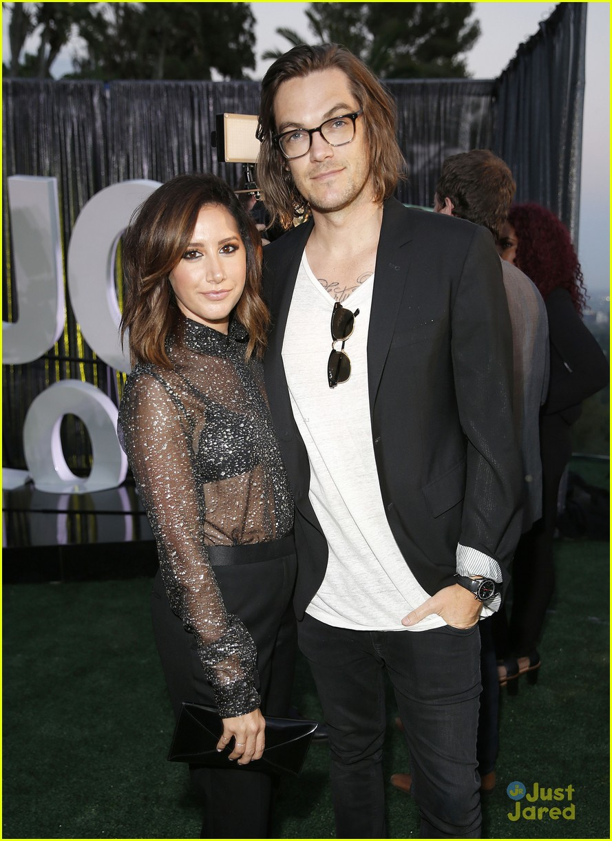 ashley tisdale health film laugh event 02