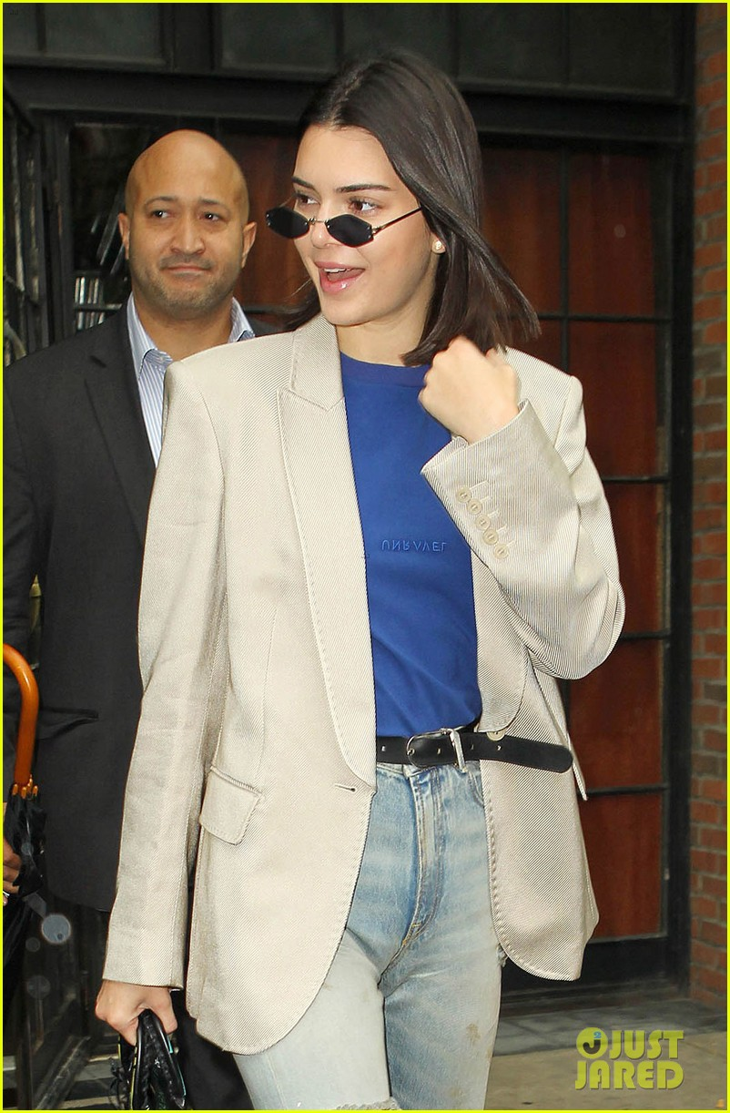 kendall jenner nyc hotel 07