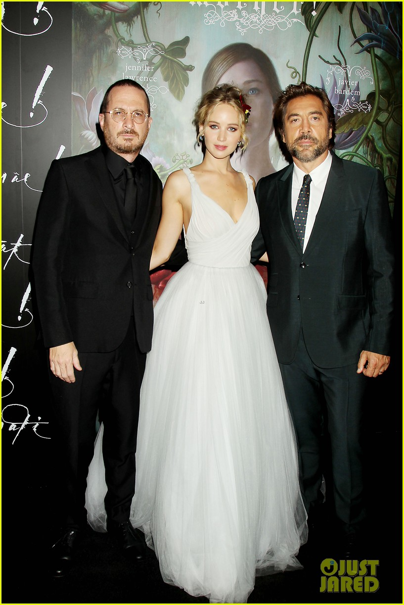 jennifer lawrence darren aronofsky mother nyc premiere 27