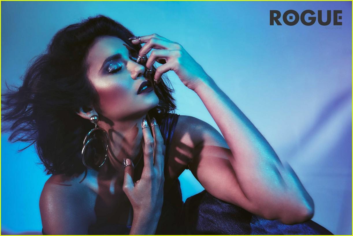 nina dobrev talks vampire diaries exit with rogue magazine 01