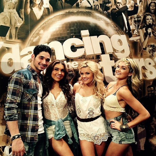 lindsay arnold jenna johnson witney carson friendship excl 08