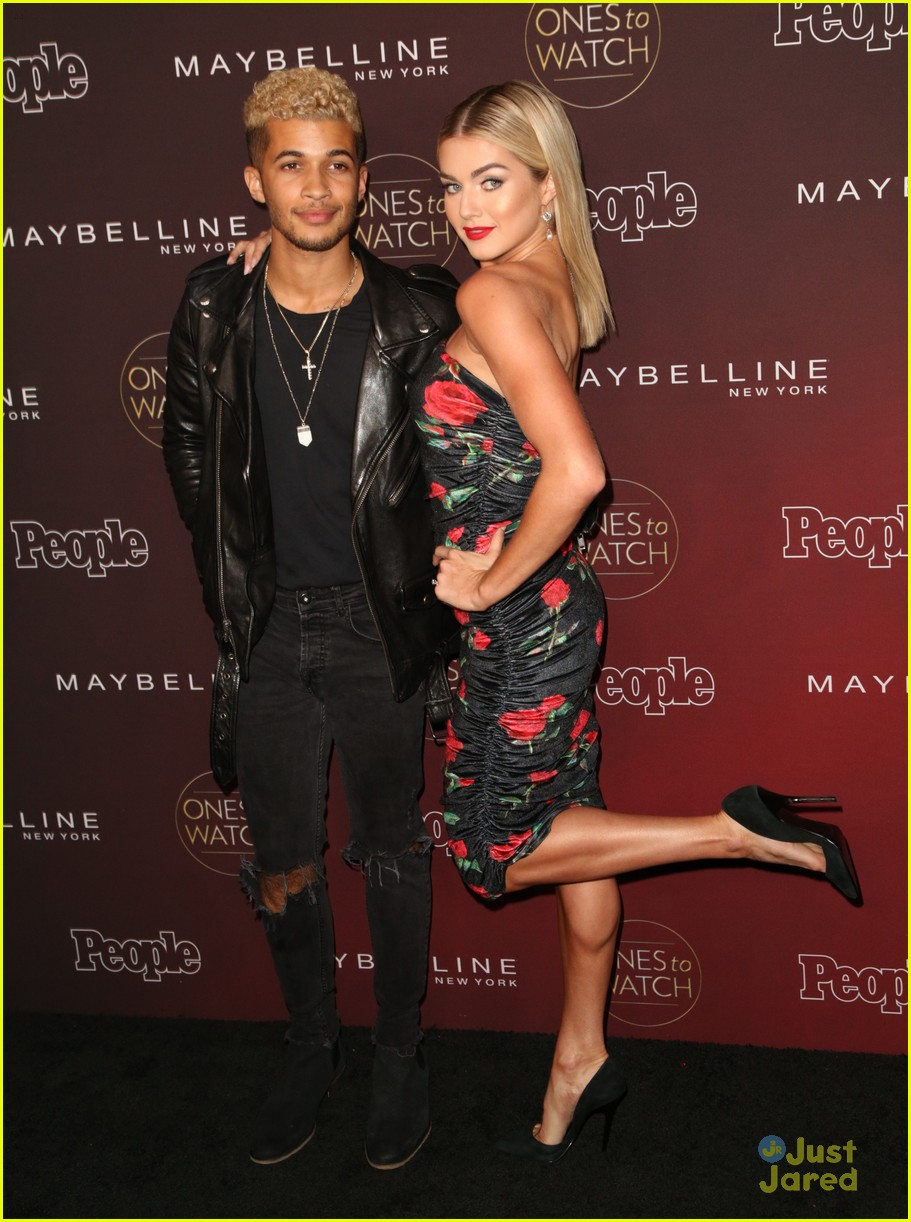 lindsay arnold jordan fisher more people party 05