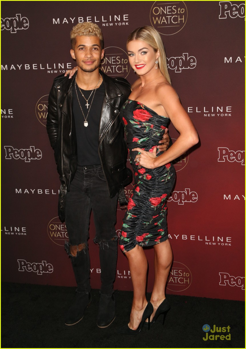 lindsay arnold jordan fisher more people party 13