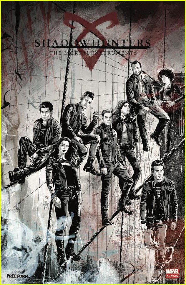 shadowhunters beyond siren nycc posters 01