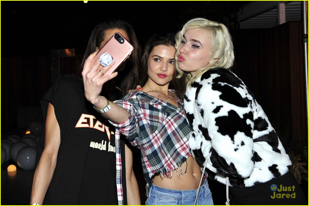 danielle campbell forever21 party r5 teala dunn more 03