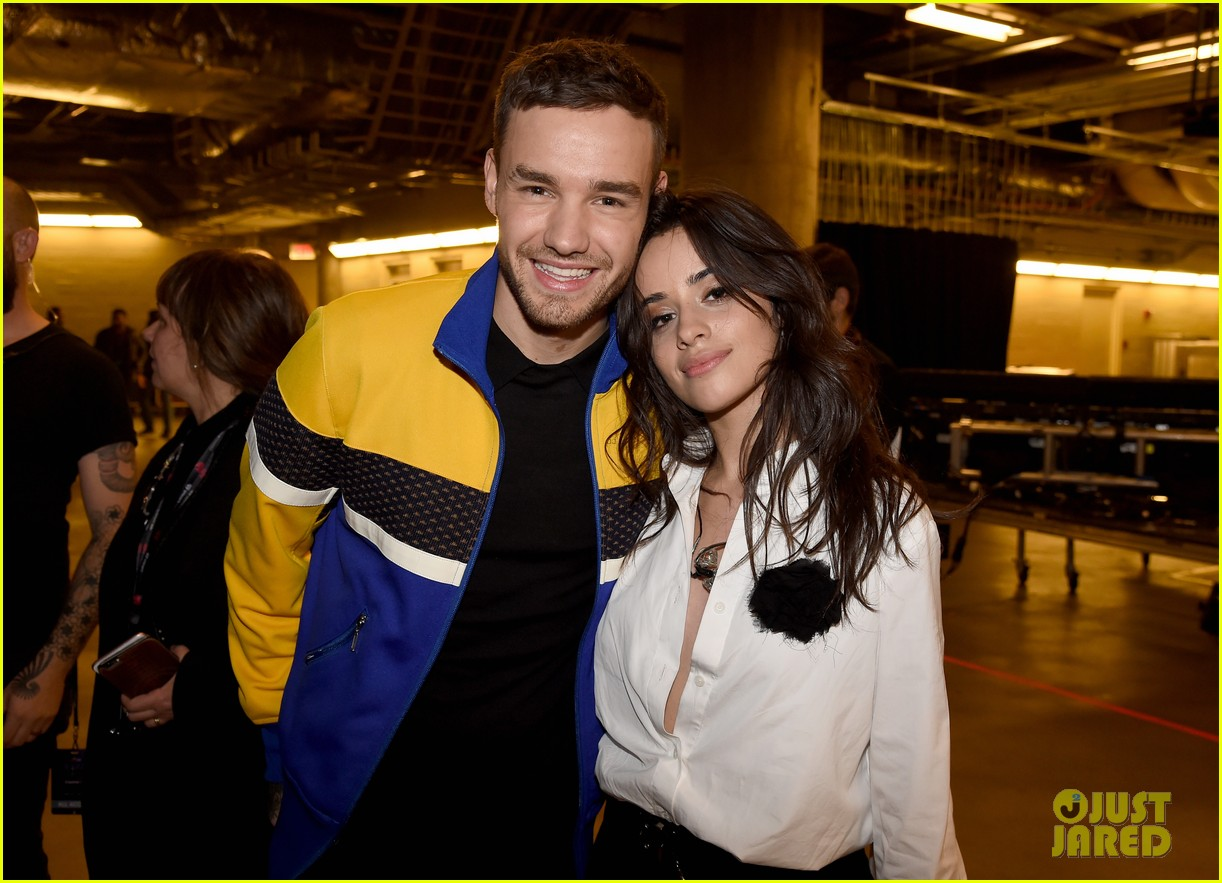 Liam Payne & Camila Cabello Team Up at Kiss FM's Jingle ...