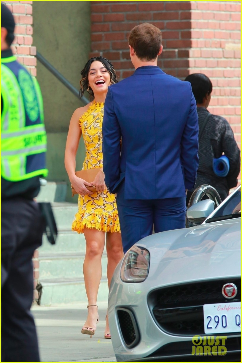 vanessa hudgens gets to work on second movie in a week 04