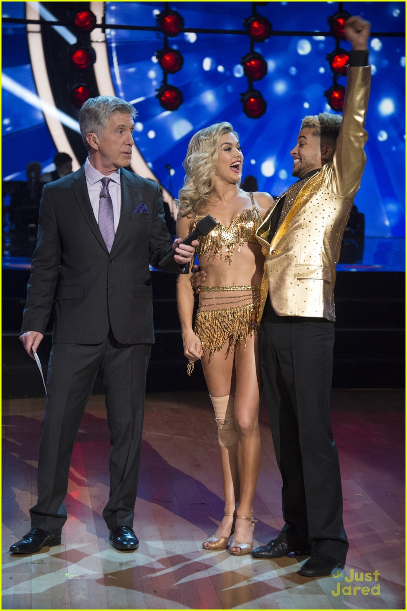 jordan fisher hurts lindsay arnold dwts reactions jive 01